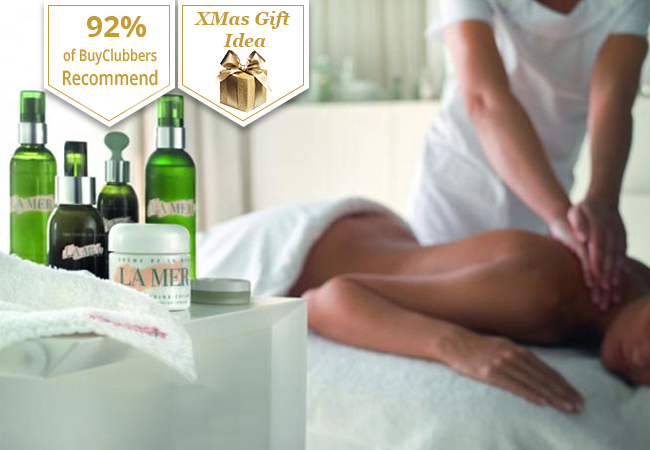 Relaxing Massage or Facial at LA MER® Spa (Hotel President Wilson)