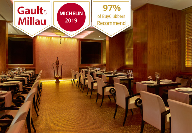 """A gourmet festival of culinary dishes"" - Gault&Millau