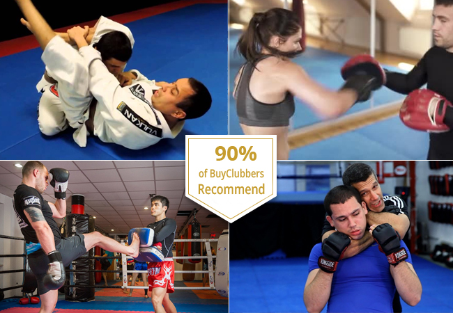 Martial Arts at Jamaa Sport