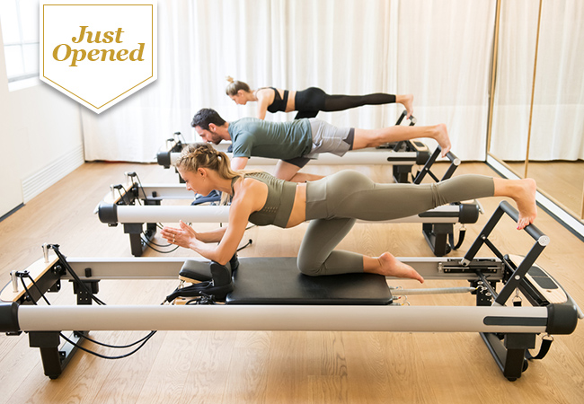 Small-Group Pilates Machine Classes at Flex & Flow (Plainpalais)