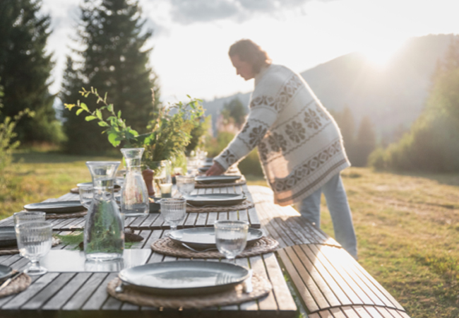 All-Included Back-to-Nature Retreat in Gstaad (1 Week in Private Room) Organized by Friends of Saanewald: Sep 4-10 2021Immerse in nature with guided Shinrin Yoku (Forest Bathing), Yoga & Meditation classes, mountain-lake swimming & more. Stay + meals by private chef + activities included  Photo