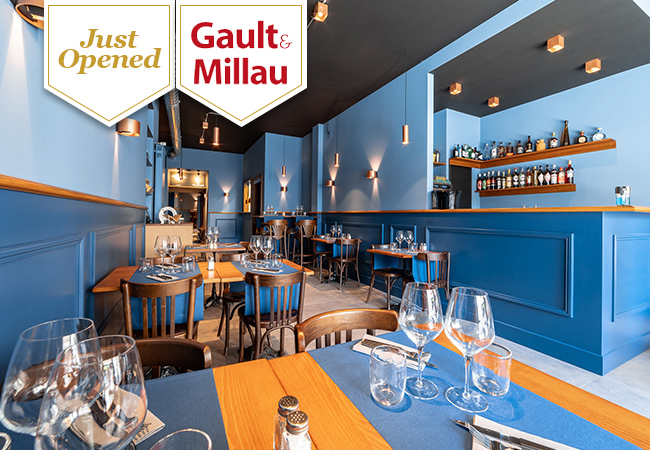 """""""Generous gourmet"""" -Gault&Millau Just Opened: Creative Parisian-Bistro Cuisine at Chez Piaf (Pâquis). 1 Voucher = CHF 100 CreditChic Paris-in-the-50's bistro serving classic & contemporary French cuisine, by chef who worked at Lion d'Or Versoix  Photo"""