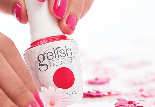 Recommended by 100% of BuyClubbers Semi-Permanent Mani-Pedi with Gelish® Varnish at Jardin d'Essences (Champel)   1 x mani-pedi: 130 CHF 69 3 x mani-pedis: 390 CHF 179   Photo