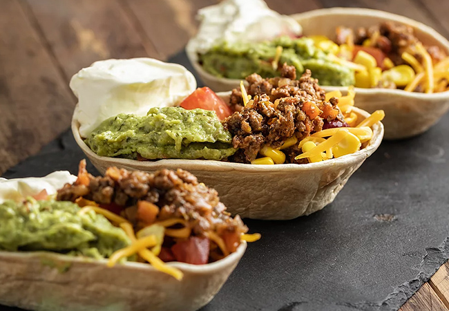 5 Stars on Facebook  For Delivery / Take-away: Mexican Tex-Mex Cuisine at Los Bandidos (Plainpalais). 1 Voucher = CHF 45 Credit on Any Food & DrinksHighly-rated burritos, tacos, fajitas & more, for delivery & take-away. Valid dinner 7/7 & lunch Mon-Fri  Photo