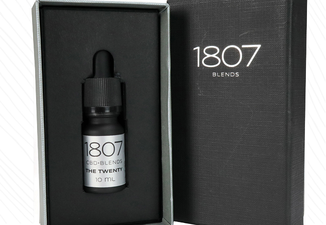 Purity-tested by Swiss Lab Organic Full-Spectrum Swiss CBD Oil from 1807 Blends: 10ml Bottle of 20% Oil. Incl Free Delivery  CBD Oil is most often used to improve sleep, reduce anxiety & lower pain. 4 aromas to choose from: Natural, Apple, Raspberry, Peppermint  Photo