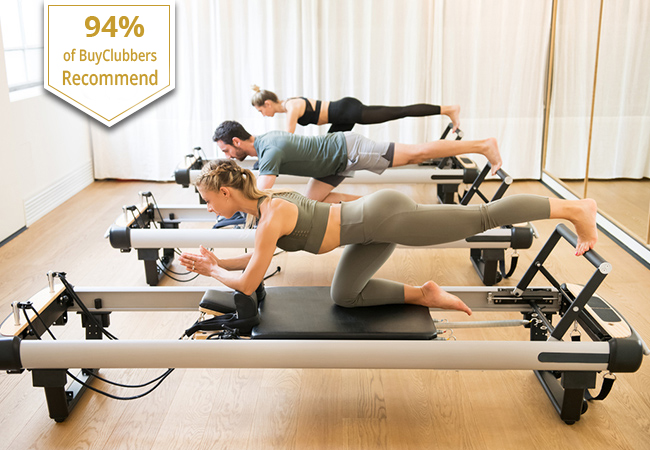 Small-Group Pilates-Machine Classes at Flex & Flow (Plainpalais)