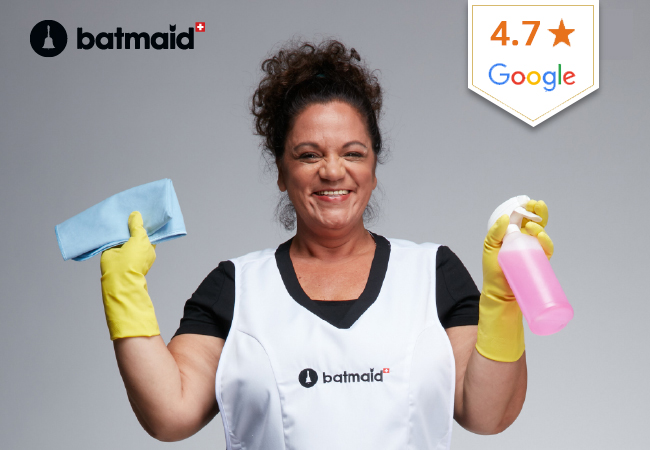 Home Cleaning (Legal & Insured) by Batmaid
