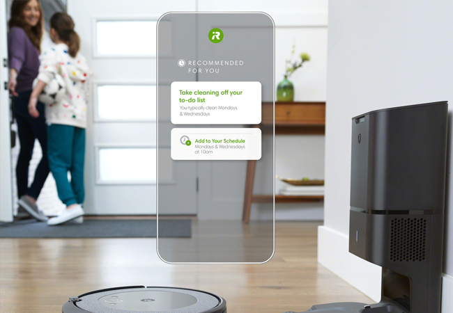 """""""Excellent alternative to more expensive Roombas"""" - PC Mag  Roomba® i3+ Robot Vacuum Cleaner with Auto-EmptyingRoomba's i3+ does the hard work for you with 3-step cleaning & smart room navigation, and then it even empties itself automatically  Photo"""