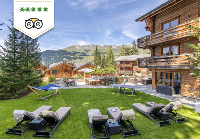 Verbier All-Included Getaway at The Lodge by Sir Richard Branson