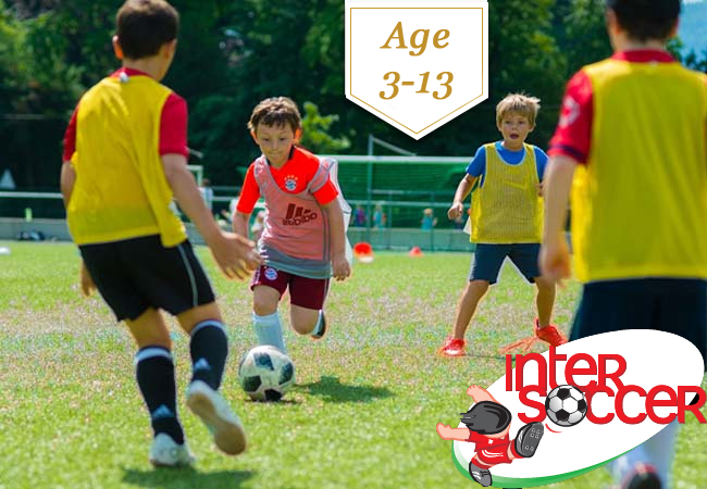 Summer Soccer Camps with InterSoccer