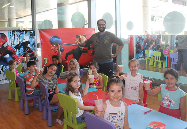 Age 4-10 Summer Camps with MP Kids (La Praille): Cooking / Race Cars / Animals / Magic / More. 1 Voucher = 5 x Full Days. Starts Each Week in July & AugustEach camps is Mon-Fri 8h-18h. Lunch & breakfast included  Photo