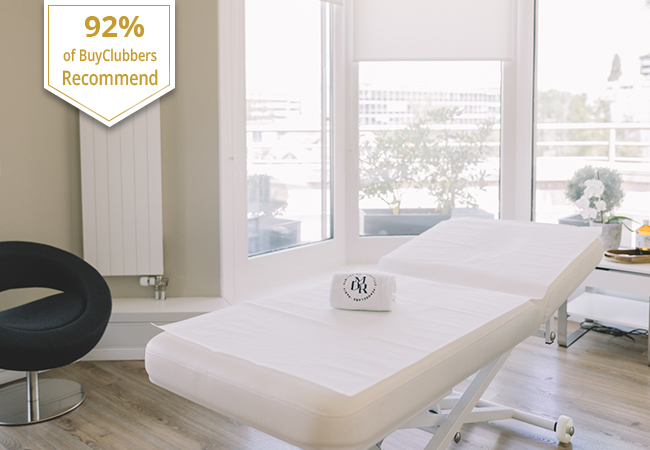 """""""Martine de Richeville is a must for slimming"""" - ELLE Body Shaping ('Remodelage') Massage at Institut Martine de Richeville in Champel: Recommended by 92% of BuyClubbersThis unique slimming massage is praised by ELLE, VOGUE, New York Times & more  Photo"""