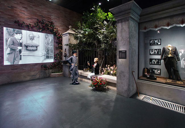 """""""Best Museum in Europe"""" -EU Museum Academy For Kids & Adults: Chaplin's World Interactive Museum (Vevey). 1 Voucher = 1 Entry Discover Chaplin's amazing life & movies, try some pantomime & visit Hollywood movie sets at one of Switzerland's best museums  Photo"""