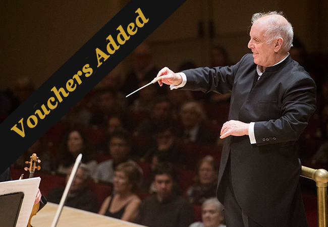 """""""Magnificent"""" - The Guardian Berlin State Orchestra (Staatskapelle Berlin) Performing Schubert & Beethoven: Victoria Hall, Nov 5 @ 20hOne of the world's best & oldest orchestras, called """"simply glorious"""" & """"outstanding"""" by the press. Led by distinguished conductor Daniel Barenboim  Photo"""