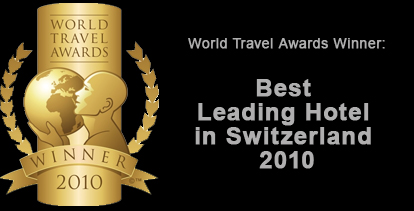 Awards: Fairmont Montreux Palace